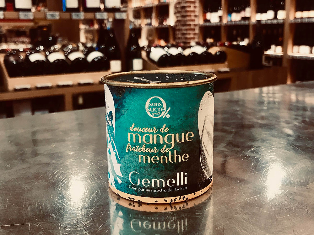 Glaces Artisanales Gemelli