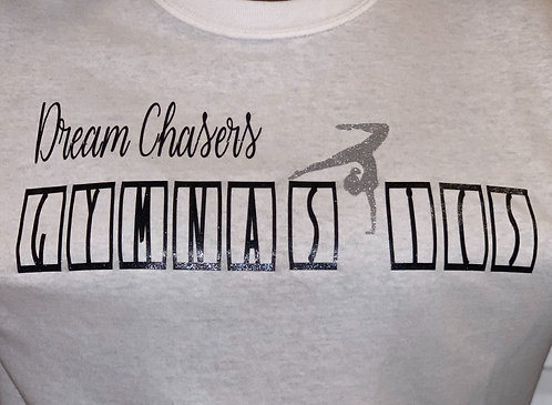 Dream Chasers Gymnastics (Block Letters)- Adult