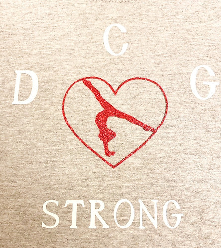 Youth Short Sleeve T-Shirt (DCG  With Red Heart)