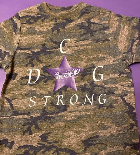 DCG Strong Gymnast (Girl)- Camo