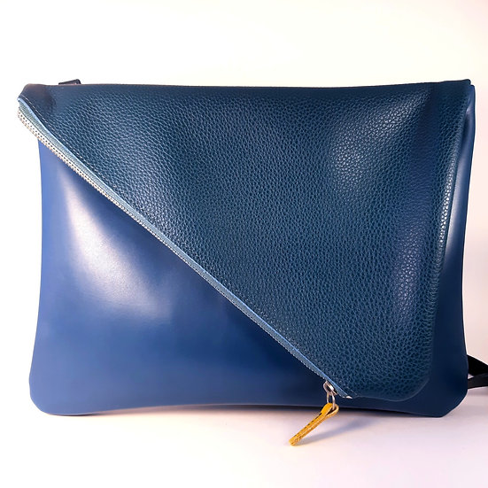 ann's bag GM bleu canard
