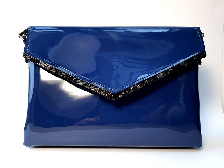 Le Very chic bleu vernis