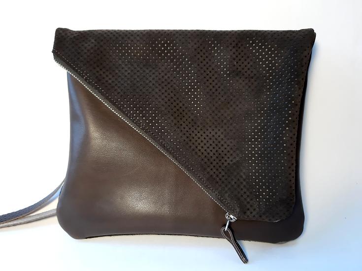 ann's bag marron/brun