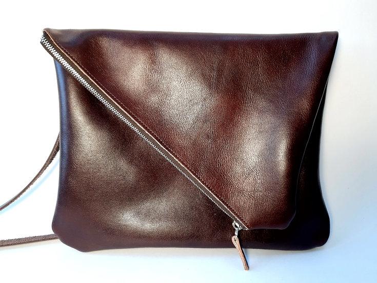 ann's bag GM brun