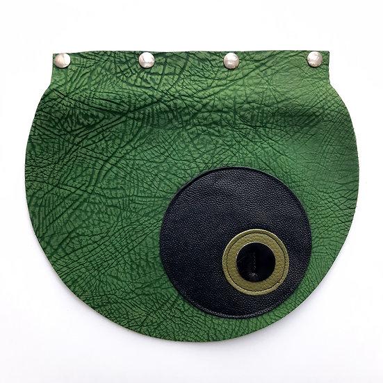 rabat vert/noir