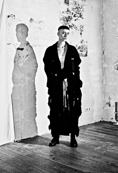 dark avant-garde fashion berlin