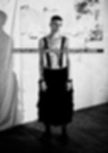 dark avant-garde fashion berlin