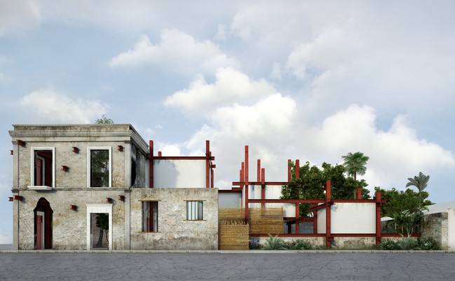 """Concurso OpenGap """"A HOUSE FOR..."""""""