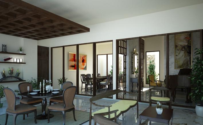 Casa Carrillo Reyes