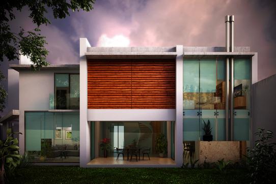 Casa E / Agraz Arquitectos