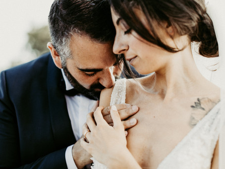 Davide & Benedetta , Matrimonio in Liguria