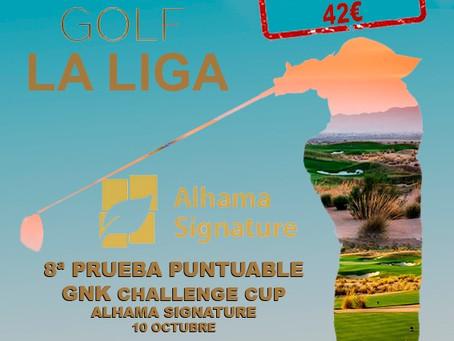 Challenge Gnk Cup en Alhama Signature