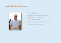 Martinez Del Castillo, Jaime