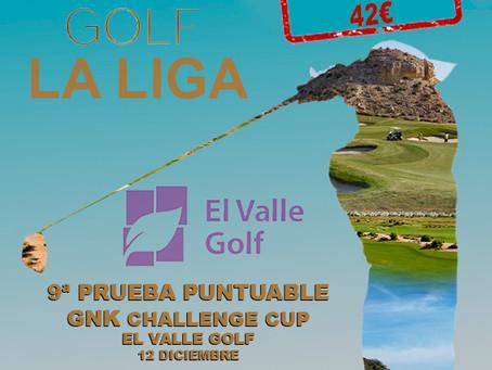 9ª Prueba de la Liga 2020 GF Golf