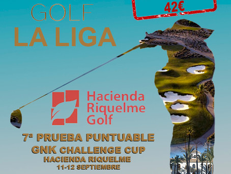 7ª Prueba de la Liga 2020 GF Golf