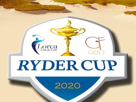 I Ryder Lorca Club de Golf - GF Golf