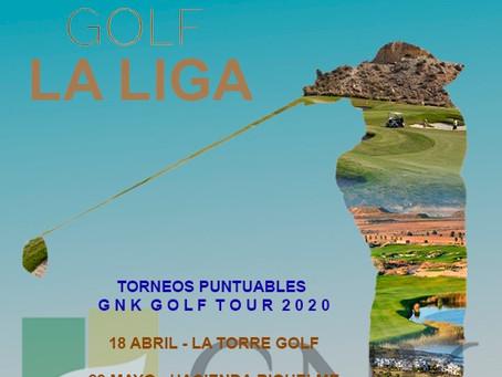 """""""La Liga"""" de GF Golf"""