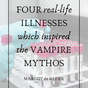 Four Real-Life Illnesses that Inspired the Vampire Mythos