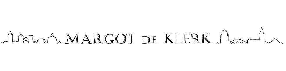 Margot de Klerk author banner image