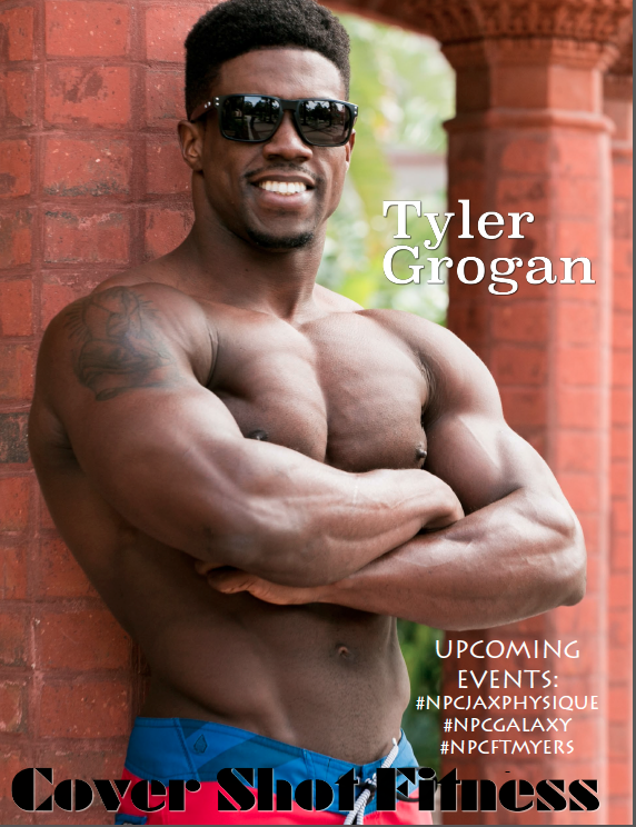 Tyler Grogan Physique