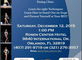 NPC Florida Central District Posing Seminar