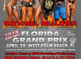 2018 NPC Florida Grand Prix Results