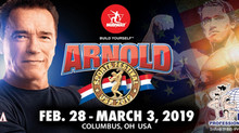 Arnold Classic Columbus 2019 Results!