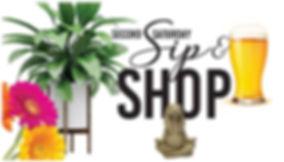 Second_Saturday_Sip&Shop_March_14_2020.j