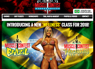 "IFBB Pro League Introduces ""Wellness Division"""