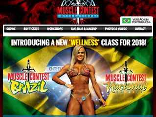 """IFBB Pro League Introduces """"Wellness Division"""""""