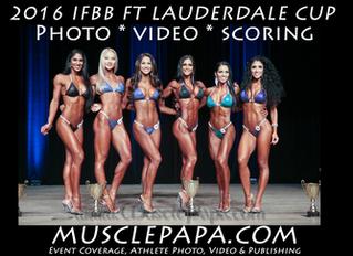 2016 IFBB Ft Lauderdale Cup