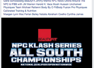 "NPC All South Sanction Goes to Carolina's based ""KLASH"" promoter"