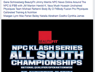 "NPC All South Sanction Goes to Carolina's based ""KLASH"" promoter"