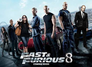 Fast & Furious 8 Crew Staffing