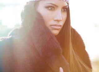 Enoch Cree Tribe's Ashley Callingbull Miss Universe 2015