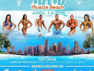 Miami Muscle Beach Pro