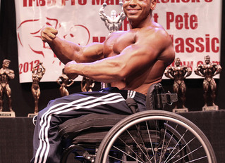 Rest In Peace Roger Espina Ifbb Pro