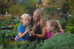 Commercial Garden Center Shoot