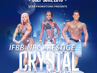 2016 IFBB Prestige Crystal Cup Official Score Cards