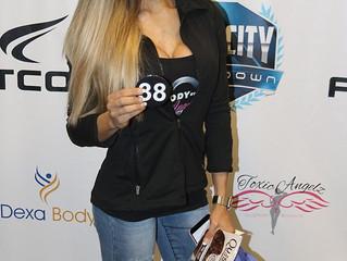 Raphaela Milagres at IFBB Salt City Pro Check-ins