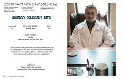 Dr. Houman Dehdashti DMD