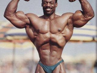Brian Buchanan: Bodybuilding History