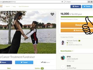 Mariane Tomita NPC Promoter Cancer Fundraising