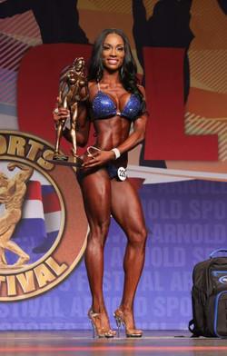 Bikini Overall Winner Sonia Lewis #226