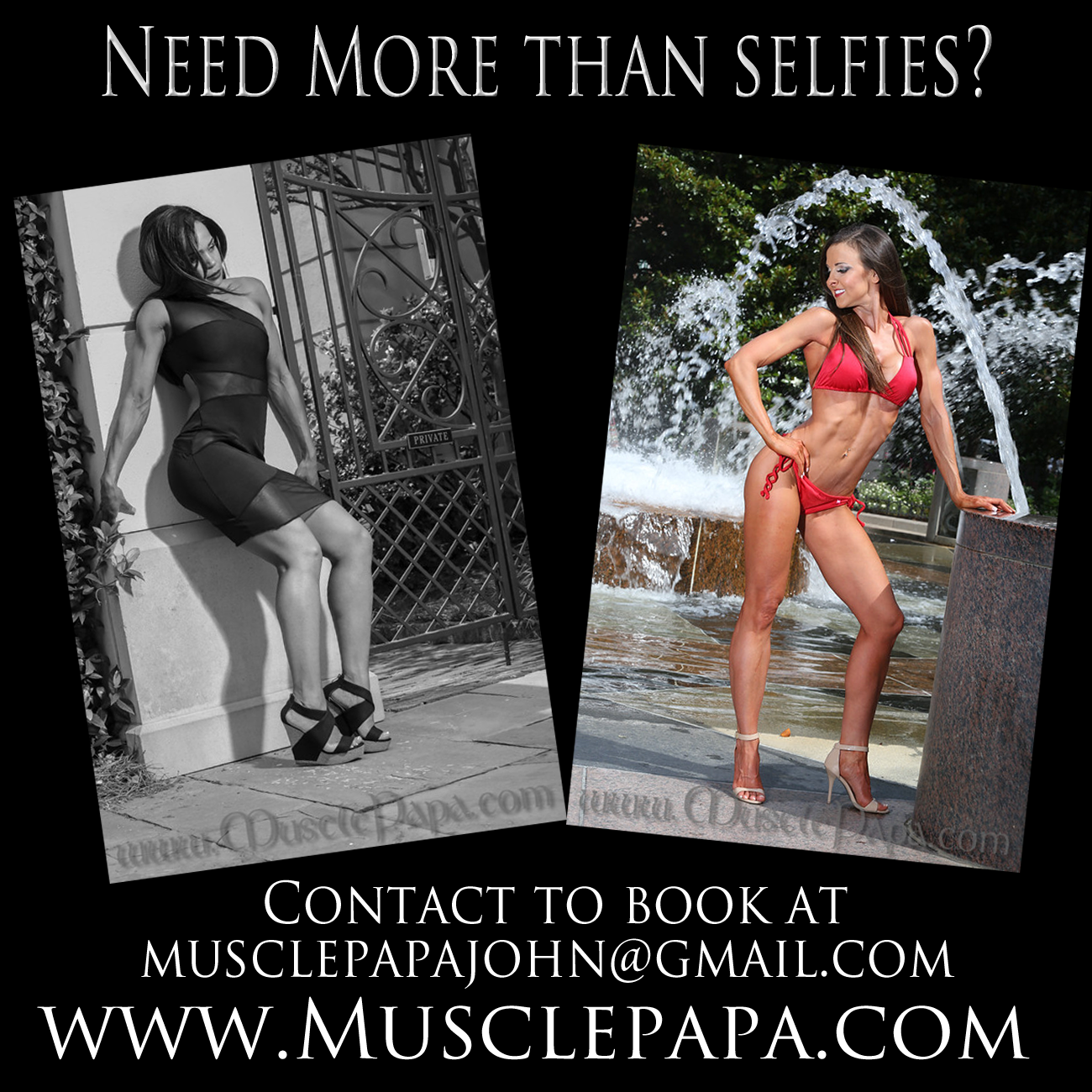 Book Your Shoot Today!