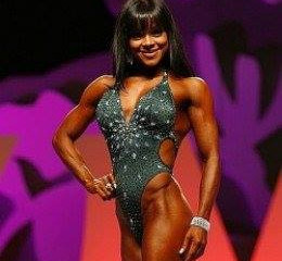 Sonia Gonzales: IFBB Bikini History