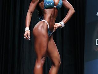 Sherry Espera, 1st Place IFBB Salt City Pro 4.7.18
