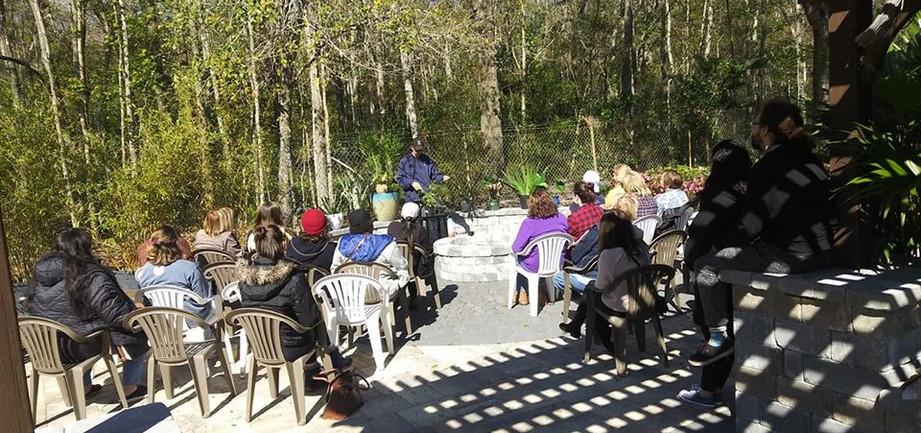 earthworksjax houseplants 101 seminar in jacksonville, florida
