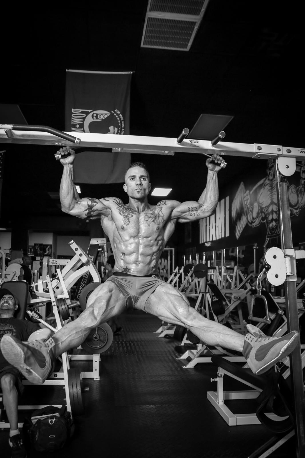 Jorge Rodriguez, Athlete