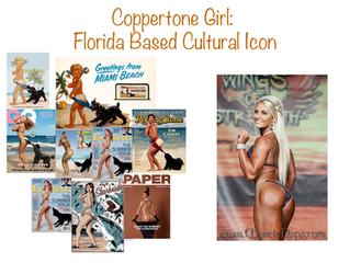 Coppertone Girl: Florida Based Cultural Icon